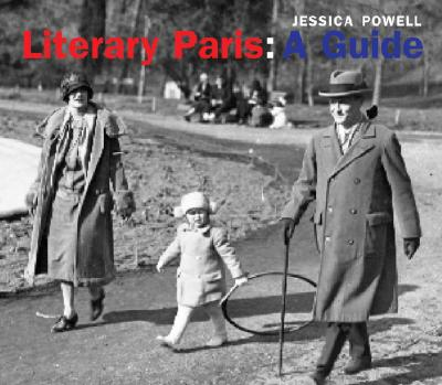 Literary Paris By Powell, Jessica